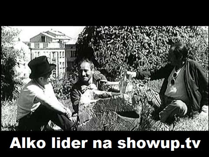 Alkoholowy lider na ShowUp.tv