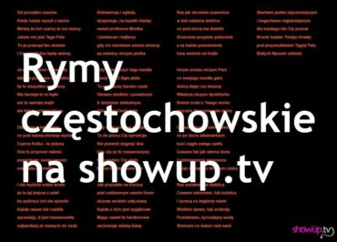 Wierszokleci na ShowUp.tv