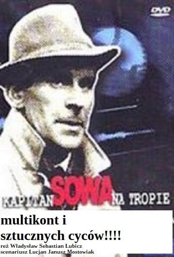Kapitan Sowa na tropie multikont i sztucznych cycków na ShowUp.tv 1