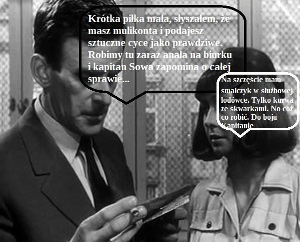 Kapitan Sowa na tropie multikont i sztucznych cycków na ShowUp.tv 5