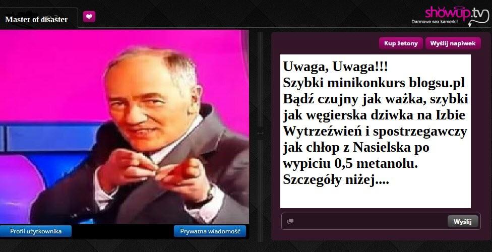 Konkurs związany z halloween na ShowUp.tv