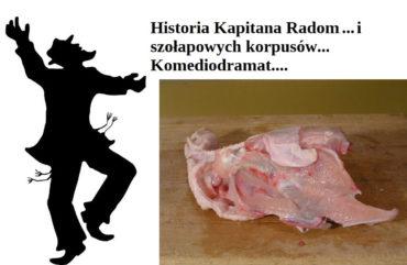 Kapitan Radom i Historia Korpusów na ShowUp.tv komediodramat
