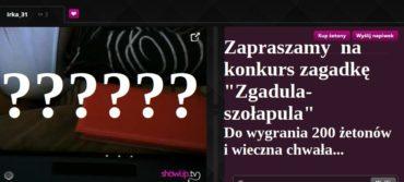 Konkurs matematyczny rodem z ShowUp.tv - BlogSU.pl