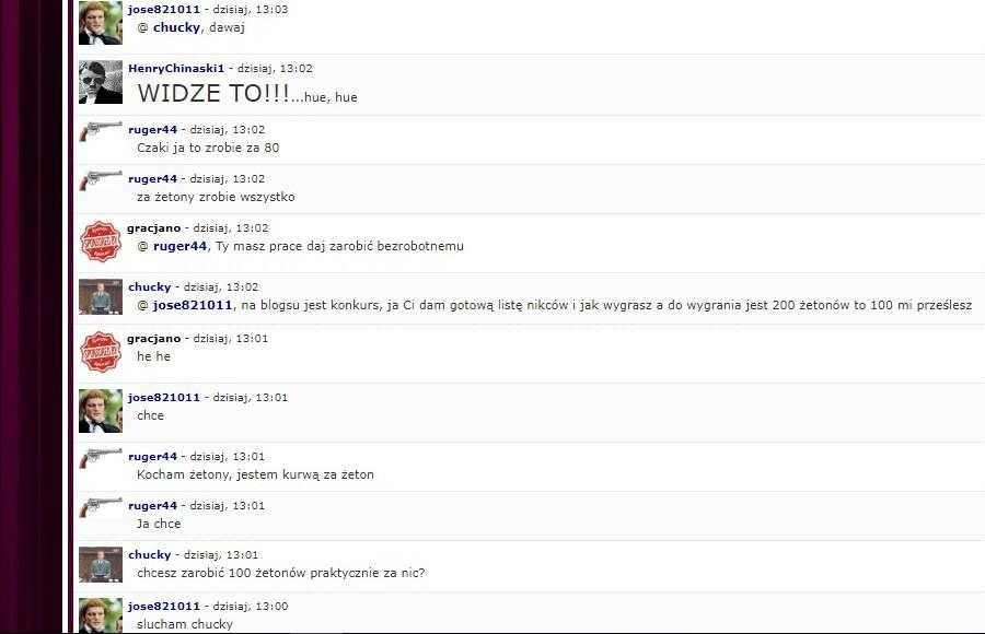 Rozwiązanie konkursu blogu ShowUp.tv i forum ShowUp ShowSu.pl