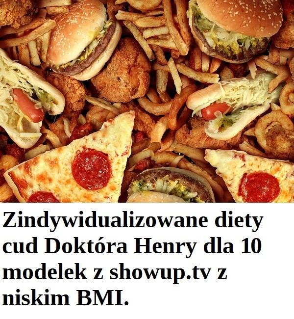 Diety cud dla Modelek z ShowUp.tv