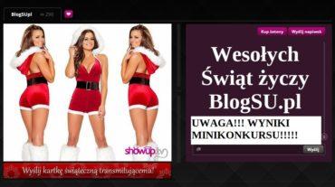 Rozwiązanie minikonkursu świątecznego ShowUp.tv
