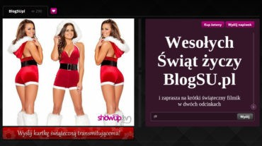 Życzenia Świąteczne - Blog ShowUp.tv