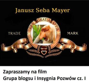 FILM: Grupa BlogSU i Insygnia Pozwów cz. I
