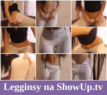O legginsach na ShowUp.tv i ogólnie