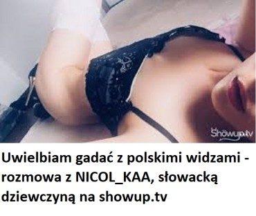 NICOL__KAA - słowacki desant na ShowUp.tv - Wywiad z Ni_collll