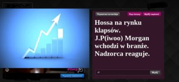 Hossa na rynku klapsów na ShowUp.tv