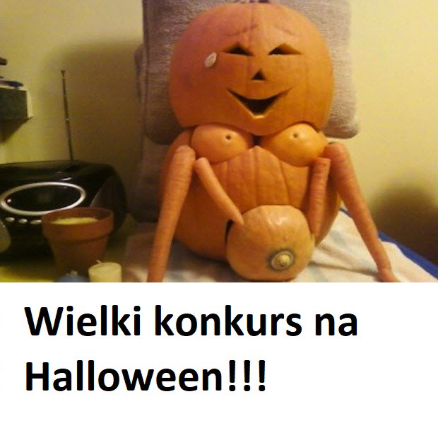 Wielki konkurs hallołinowy na ShowUp.tv!!!