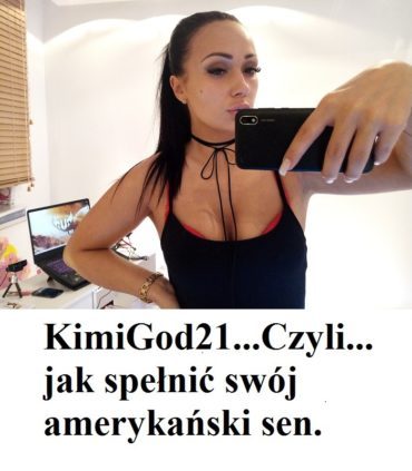 KimiGod21 - wywiad z camgirl ShowUp.tv